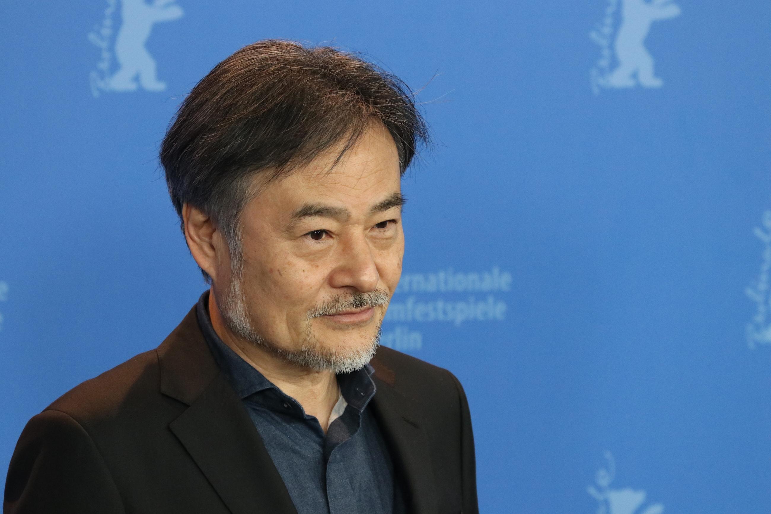 Berlin 2018: Kiyoshi Kurosawa posa al photocall di Yocho
