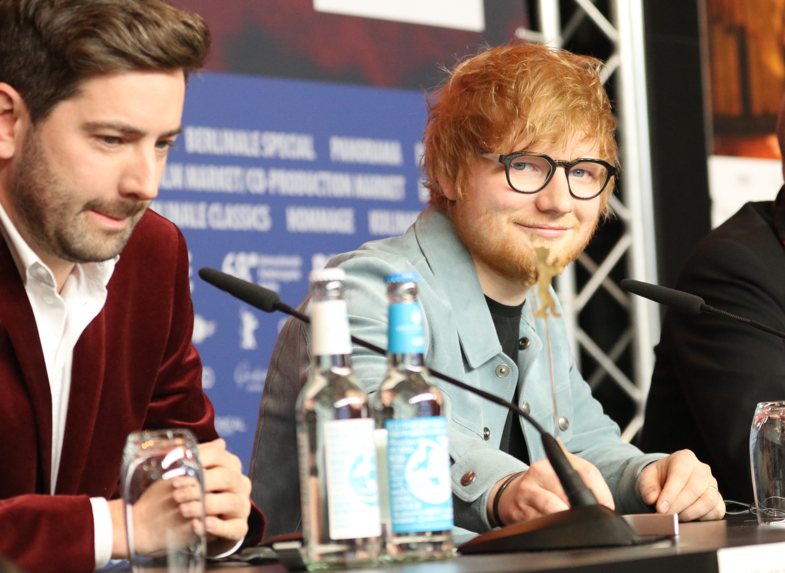 Berlino 2018: Ed Sheeran alla conferenza di Songwriter