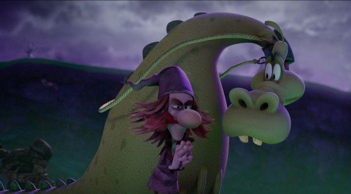 È arrivato il Broncio: un'immagine del film animato