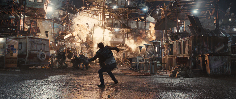 Ready Player One: una foto del film di Spielberg