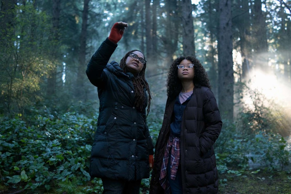 A Wrinkle in Time: Ava DuVernay sul set del film
