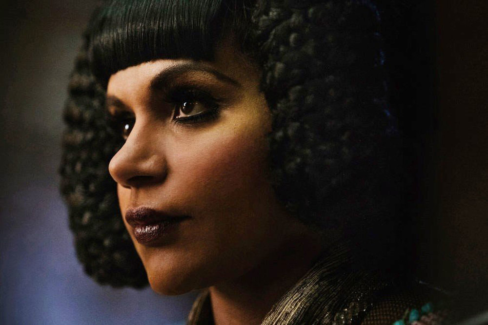 A Wrinkle in Time: Mindy Kaling in una scena del film