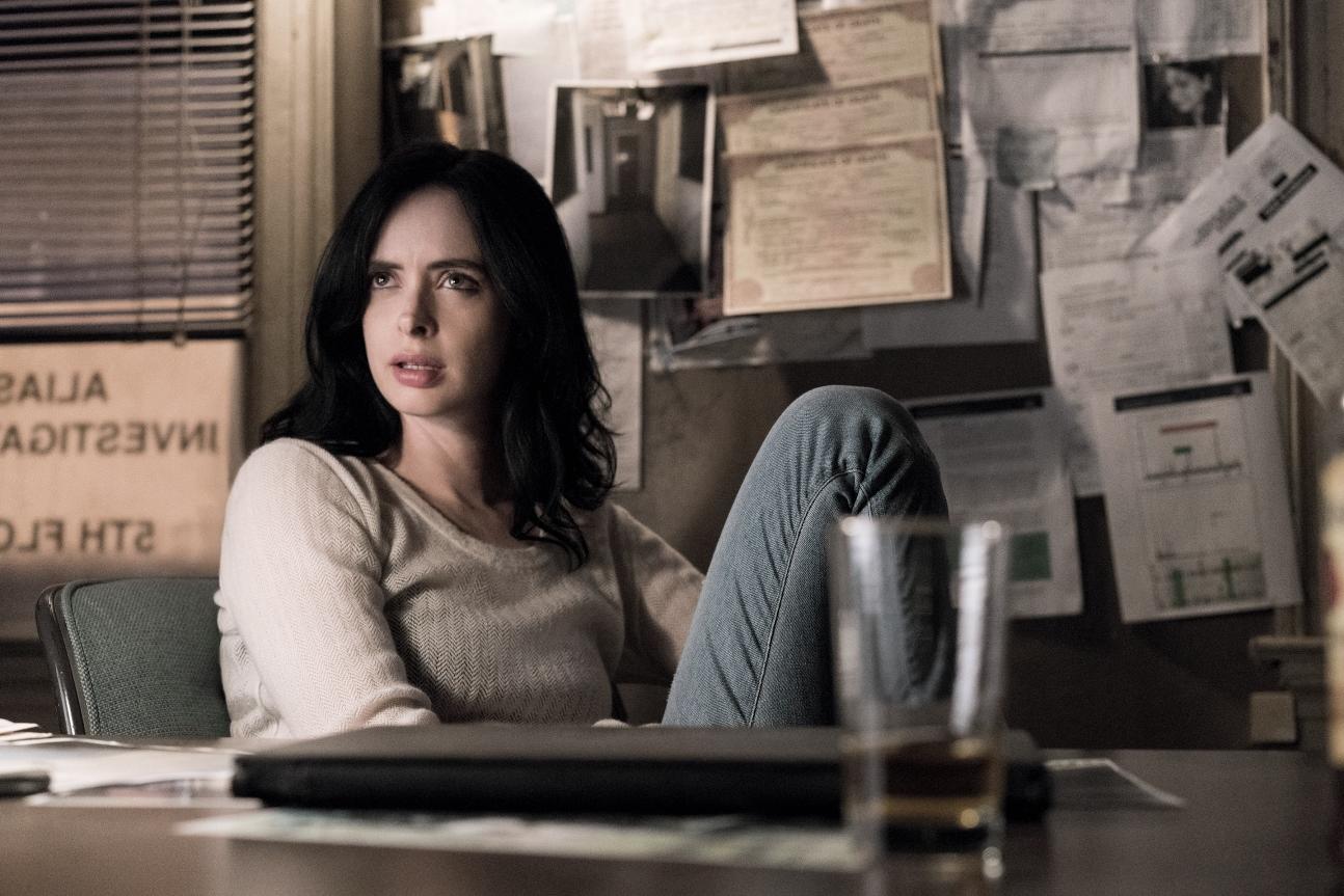 Jessica Jones: una scena con Krysten Ritter nella seconda stagione