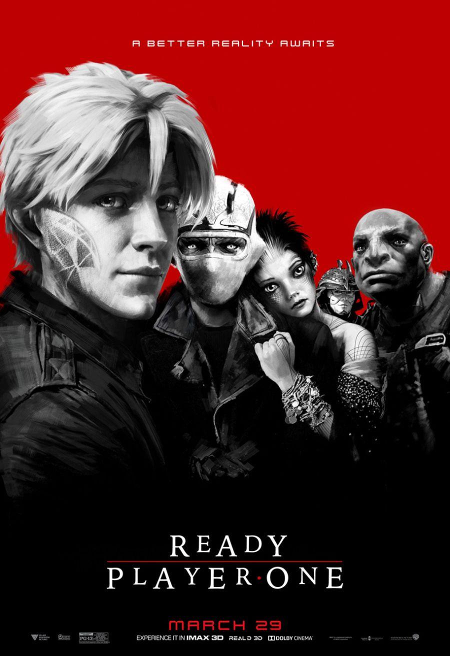 Ready Player One: una locandina del film
