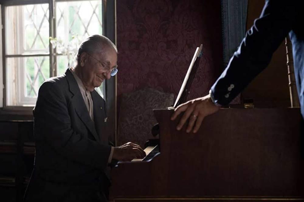 Gualtiero Marchesi – The Great Italian: Marchesi in un'immagine tratta dal documentario