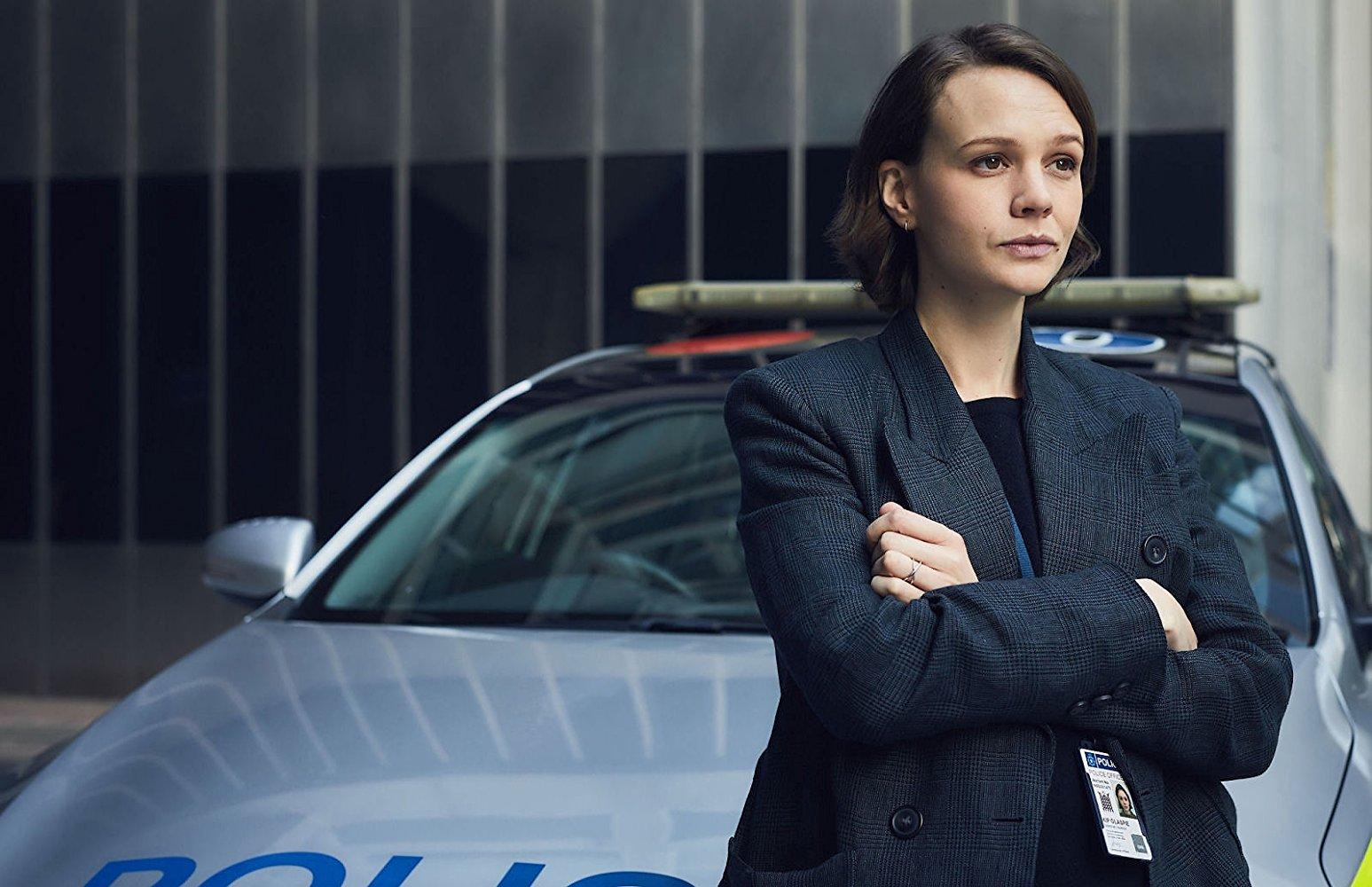 Collateral: Carey Mulligan in una scena della serie