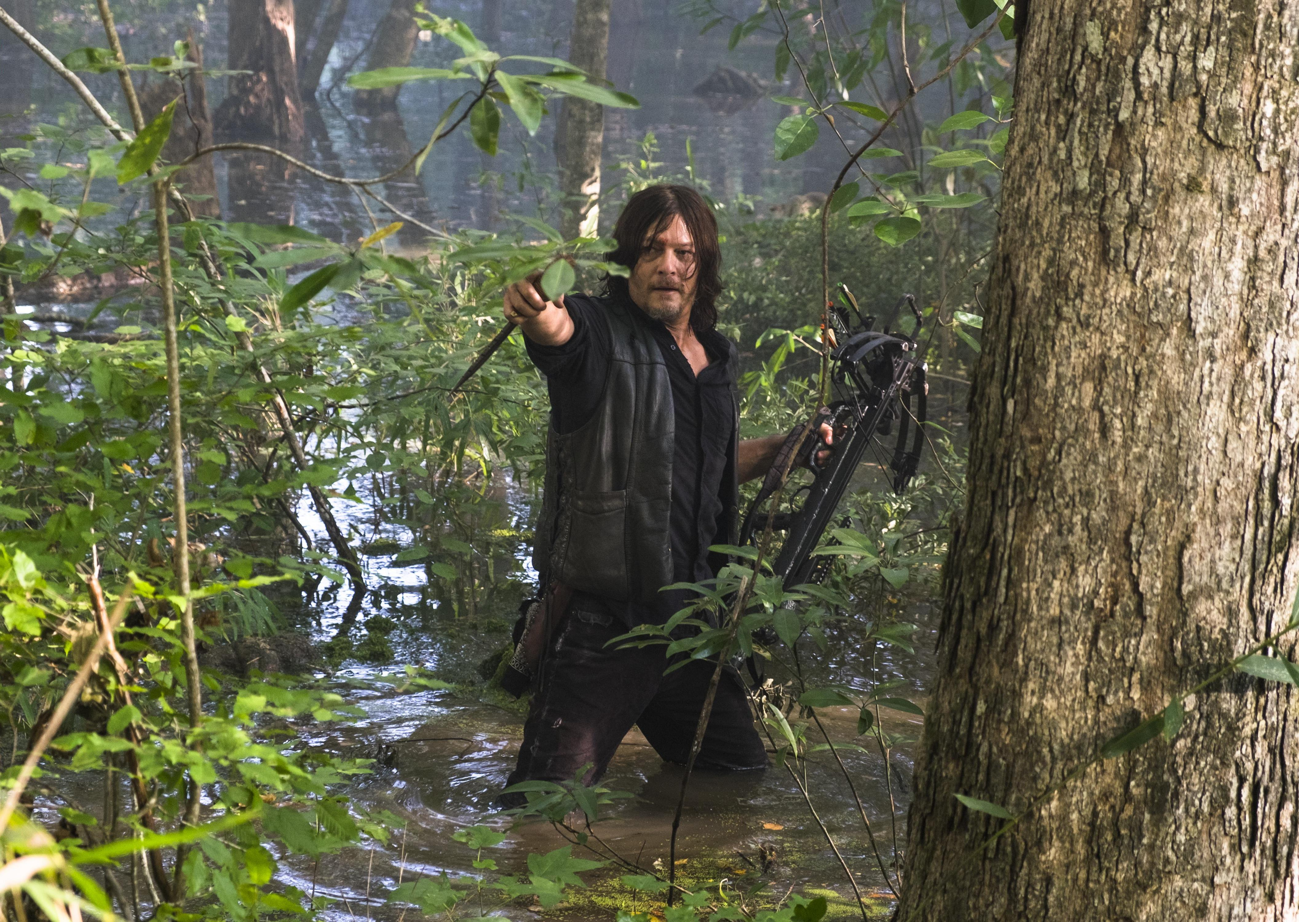 """The Walking Dead: Norman Reedus in """"Dead or Alive Or"""""""