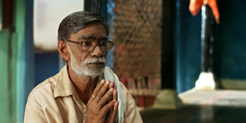 Fiore ribelle: una scena del film indiano