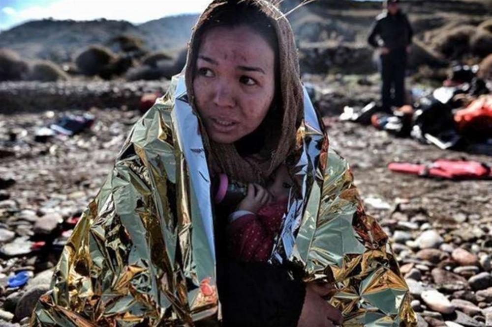 Sea Sorrow - Il dolore del mare: un'immagine del documentario