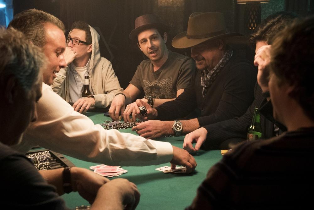 Molly's Game, una foto del film
