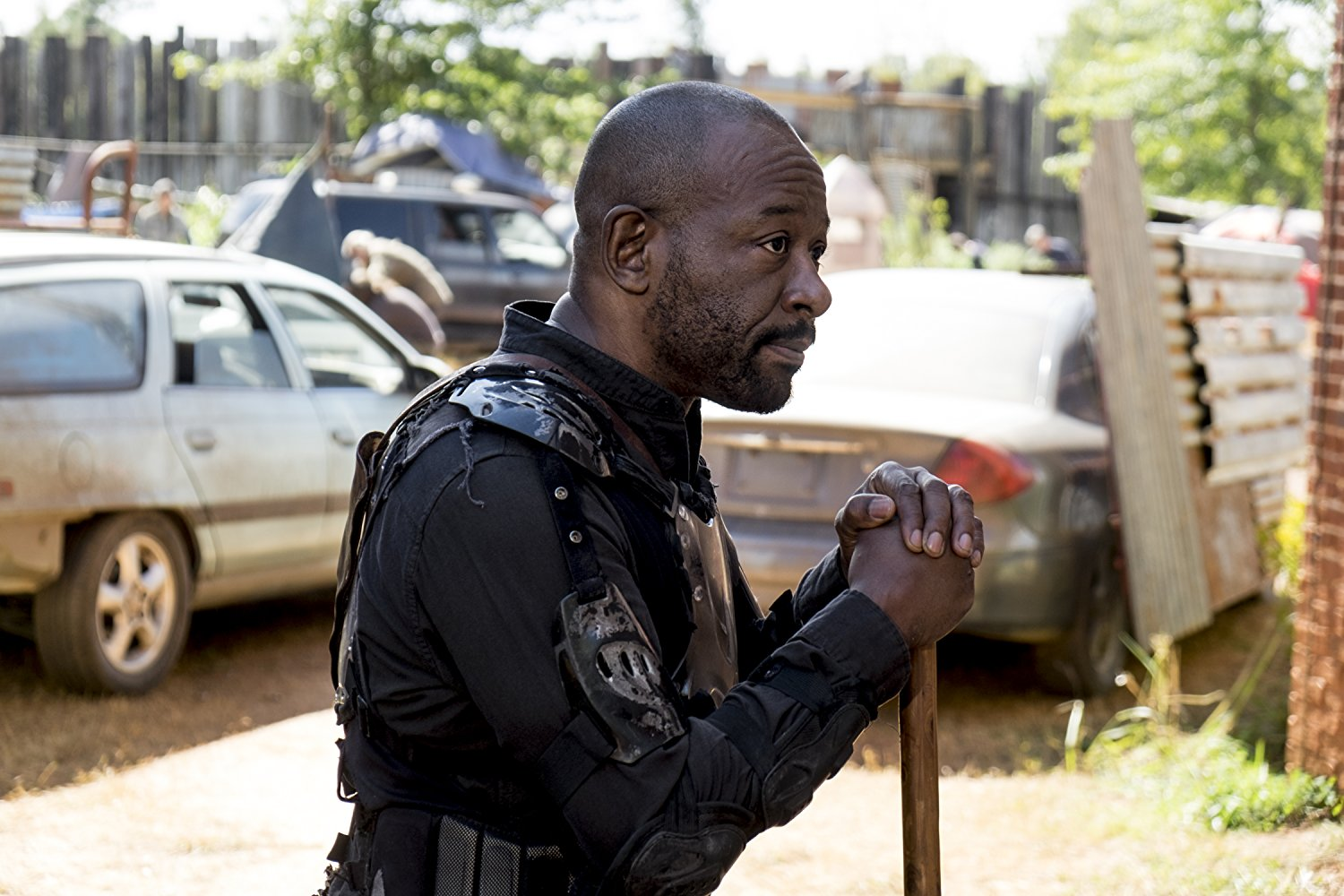 The Walking Dead: Lennie James nell'episodio Do Not Send Us Astray