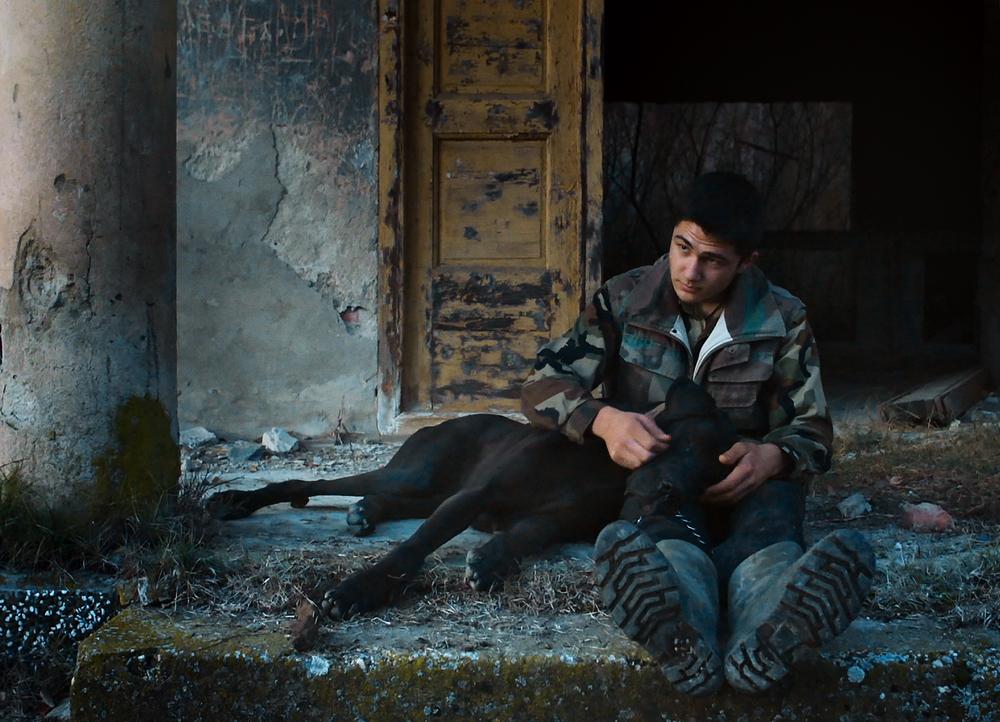 Untitled - Viaggio senza fine: un'immagine tratta dal film