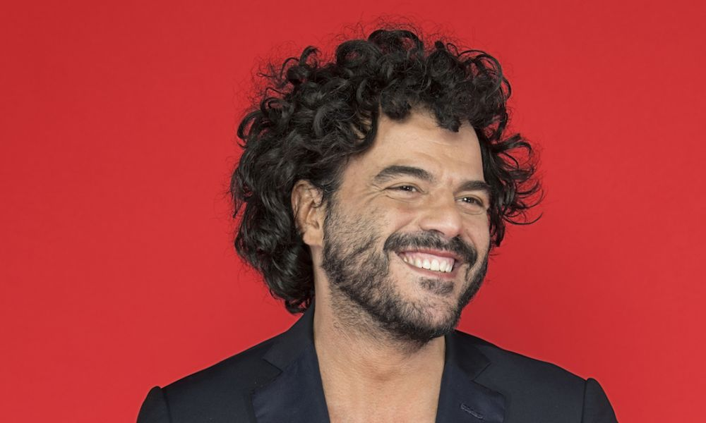 Francesco Renga a The Voice of Italy 2018