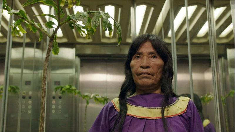 Icaros: A Vision, un'immagine del film