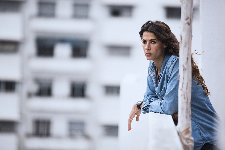 Deep State: una scena con Karima McAdams