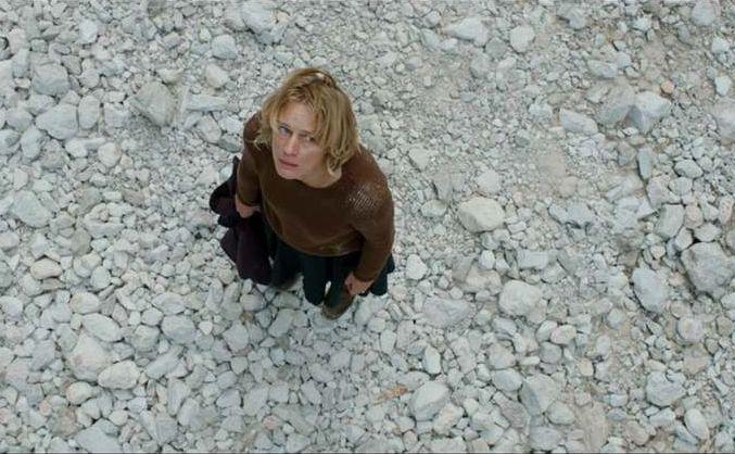 Parlami di Lucy: Antonia Liskova in una scena del film