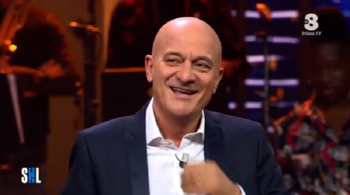 Claudio Bisio al Saturday Night Live