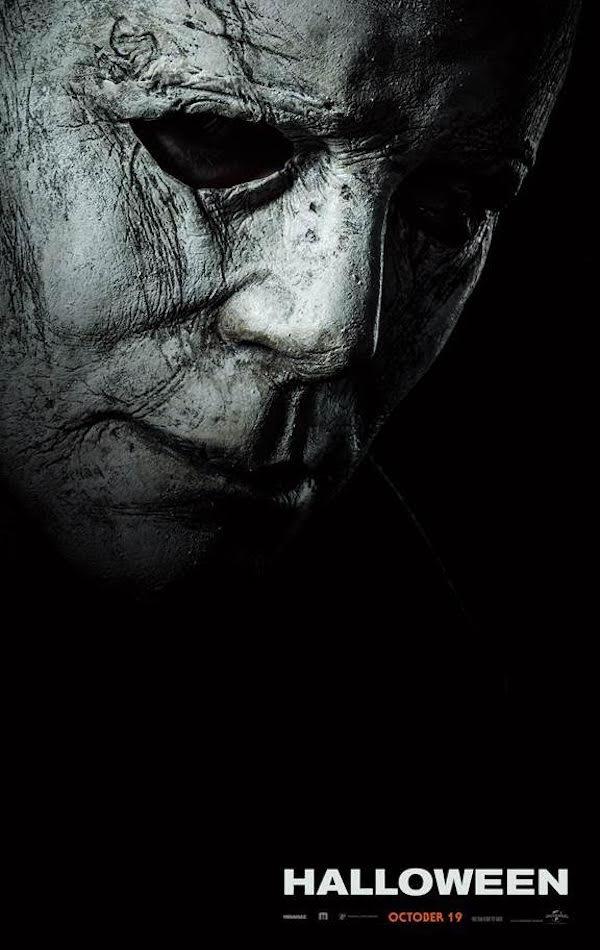 Halloween 2018: una immagine promo del film con la maschera di Myers