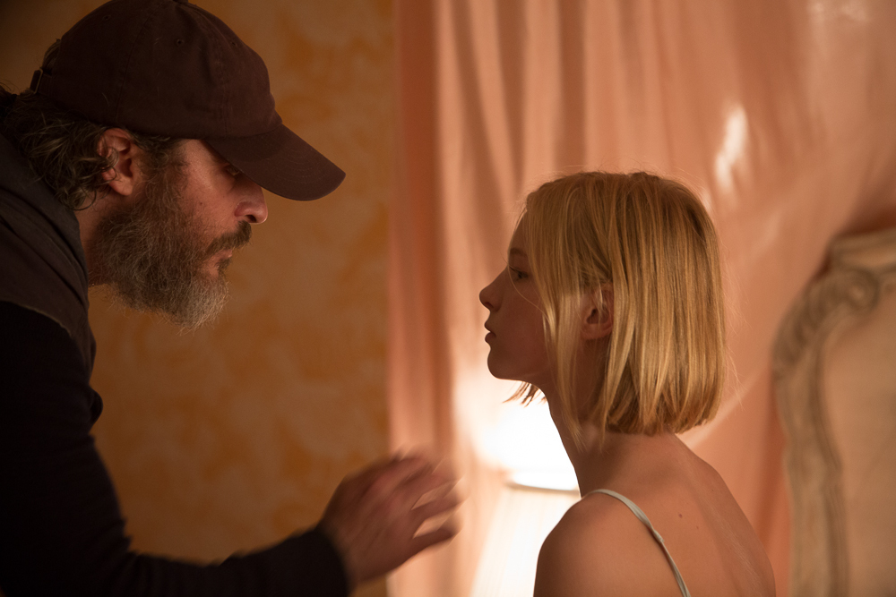 You Were Never Really Here - Joaquin Phoenix nel film