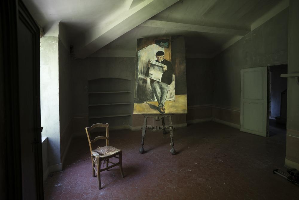 Cezanne. Ritratti di una vita: un'immagine tratta dal documentario