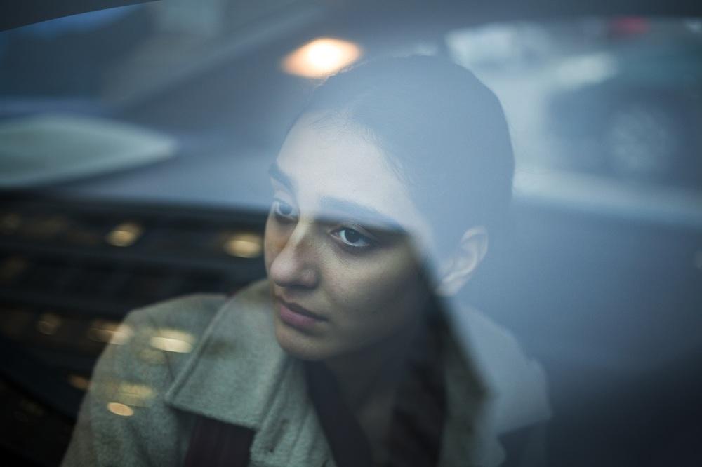 Cosa dirà la gente: Maria Mozhdah in una scena del film