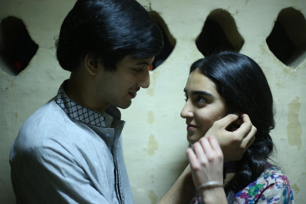 Cosa dirà la gente: Maria Mozhdah e Ali Arfan in un momento del film