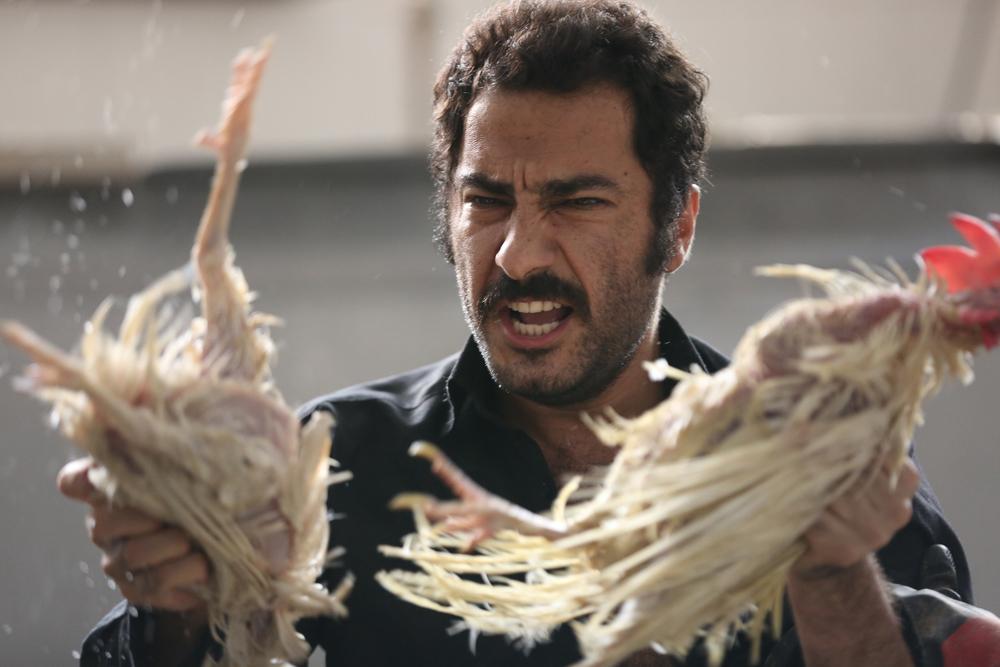 Il dubbio - Un caso di coscienza: Navid Mohammadzadeh in un'immagine del film