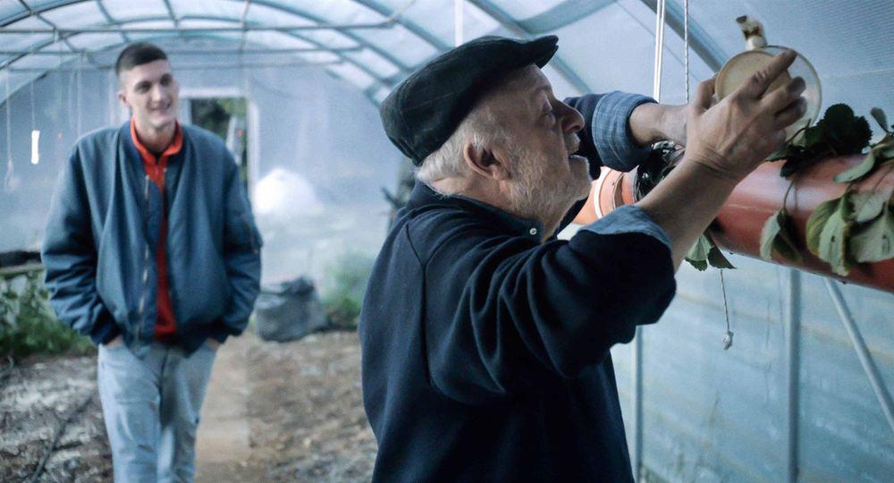 Manuel: Renato Scarpa e Andrea Lattanzi in un momento del film