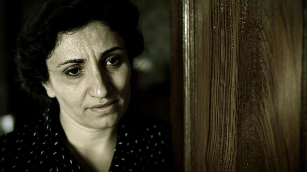 Terra bruciata!: Paola Lavini in un momento del film