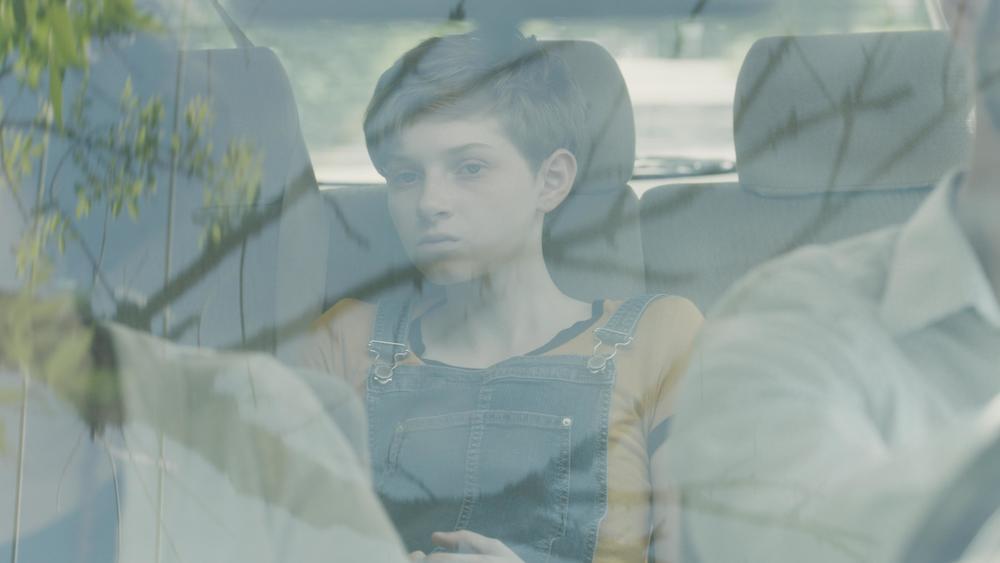 They: Rhys Fehrenbacher in un momento del film
