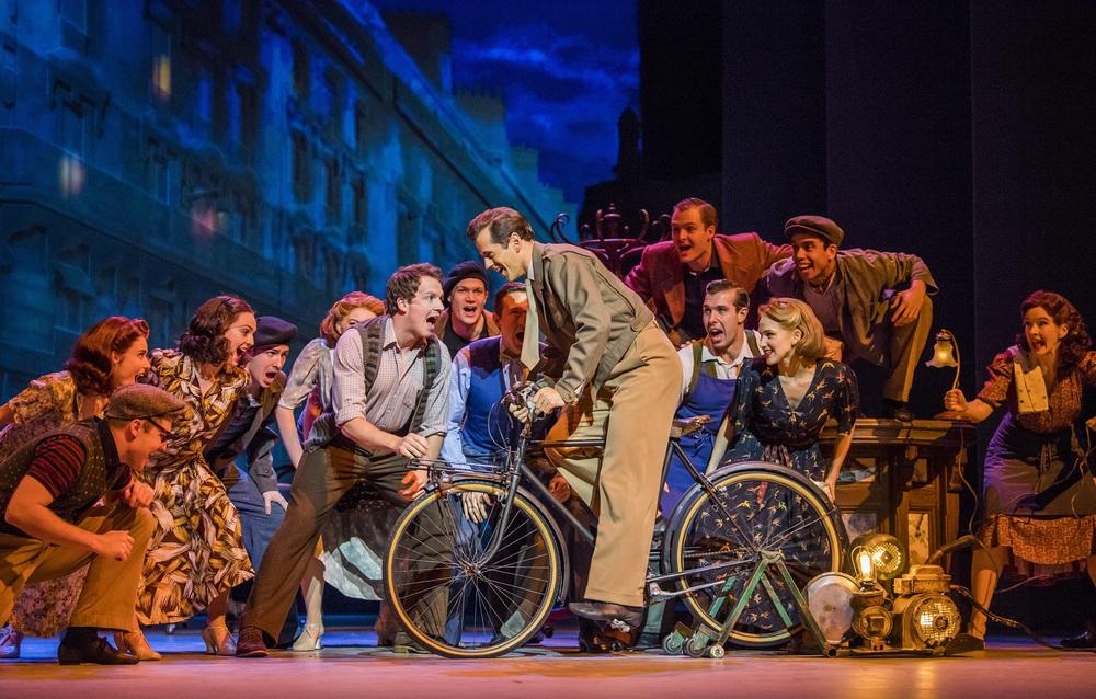 An American in Paris - The Musical: un'immagine tratta dallo spettacolo teatrale