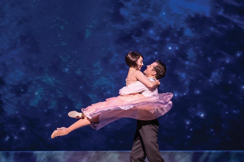 An American in Paris - The Musical: un'immagine dello spettacolo teatrale