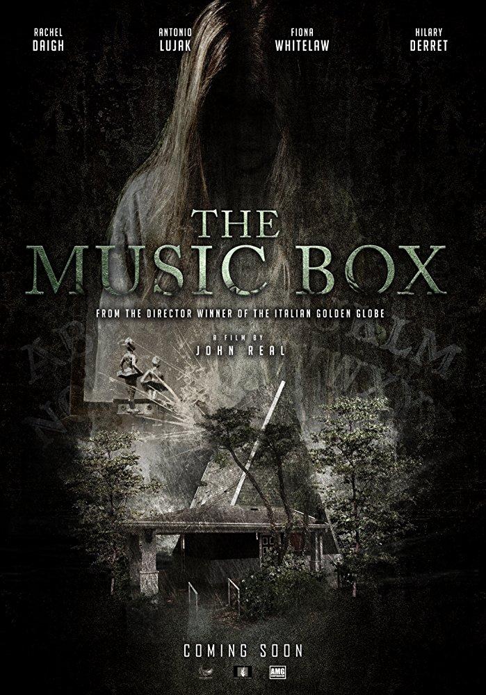 Locandina di The Music Box