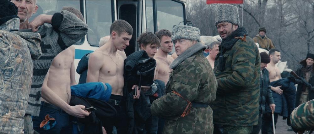 Donbass: un'immagine tratta dal film