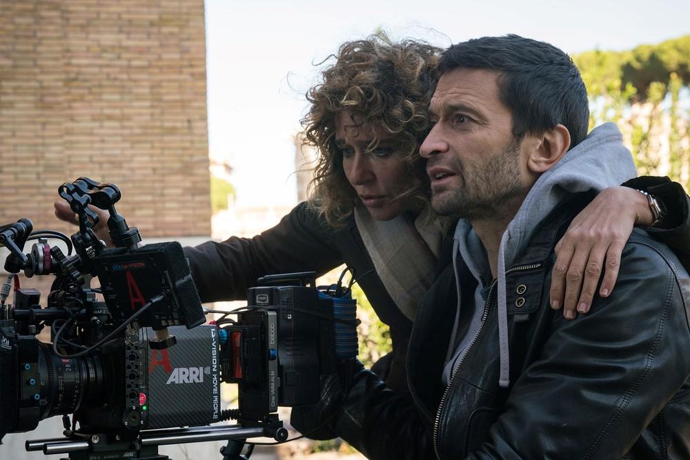 Euforia: Valeria Golino sul set del film