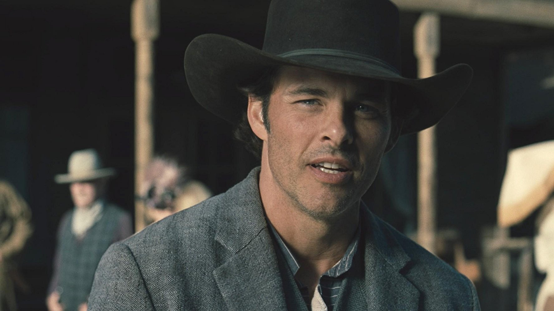 Westworld: James Marsden nell'episodio Reunion