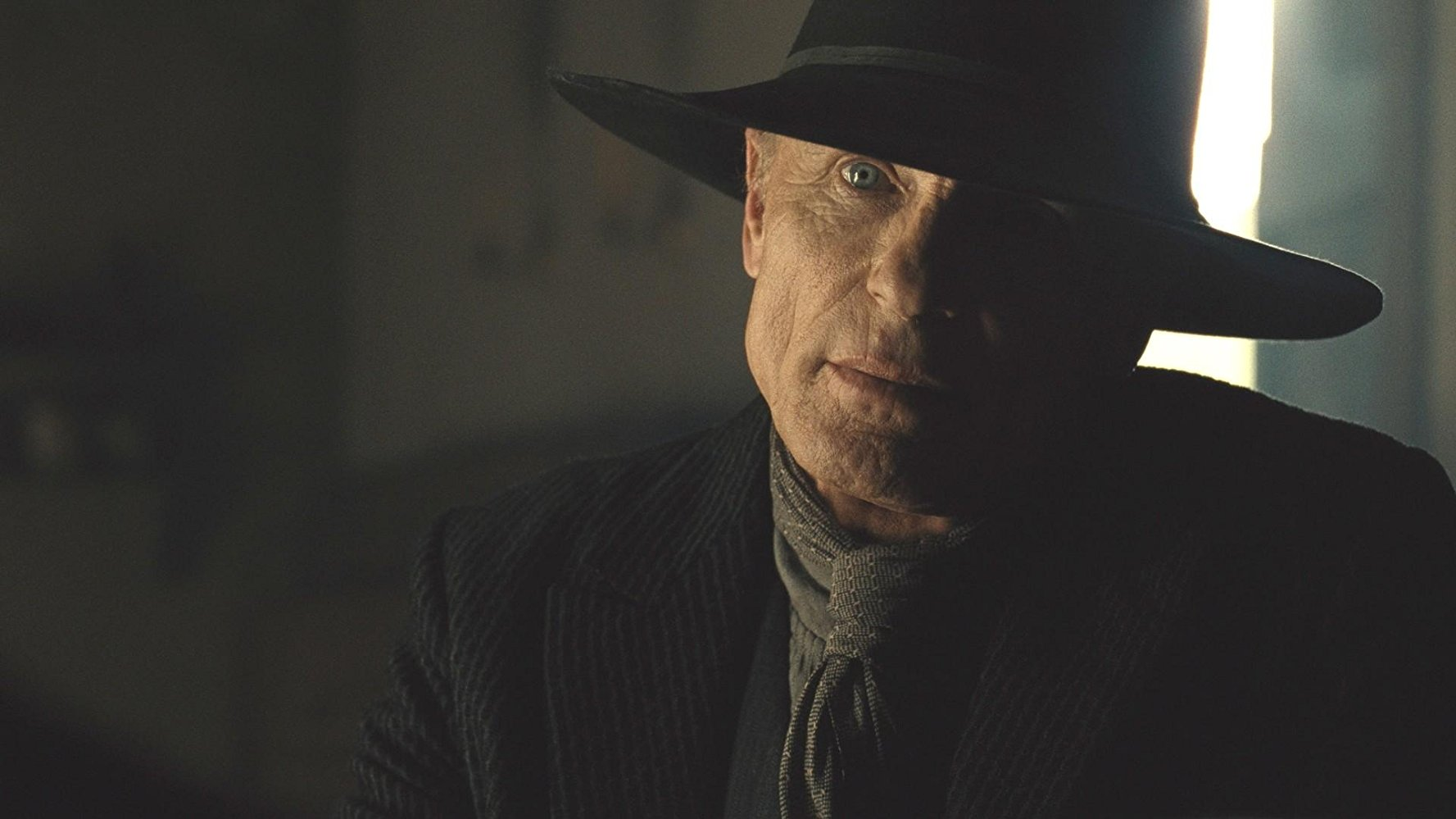 Westworld:  Ed Harris nell'episodio Reunion