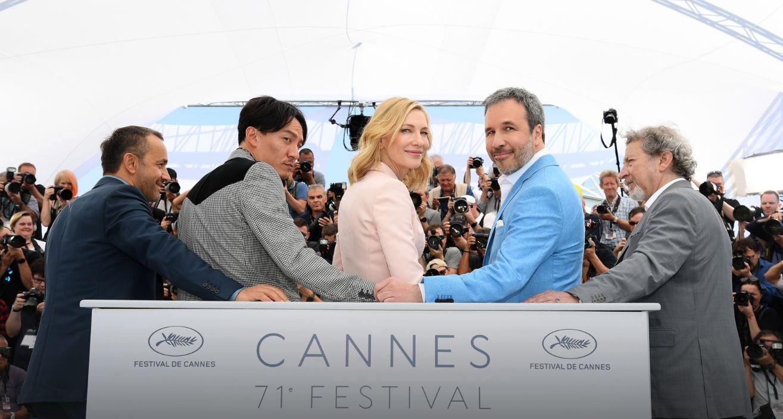 Cannes 2018: Cate Blanchett e i suoi giurati