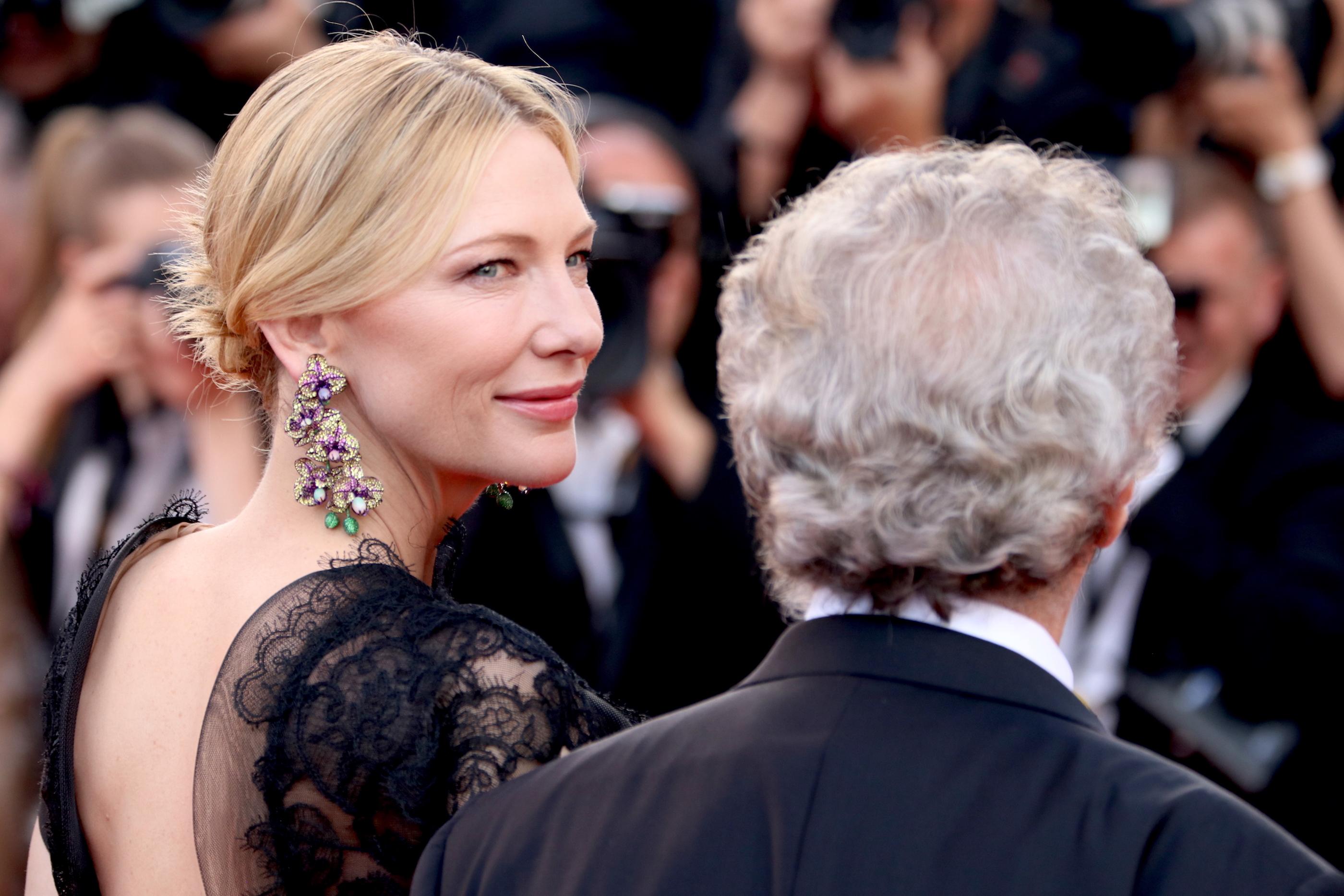Cannes 2018: Cate Blanchett sul red carpet di apertura