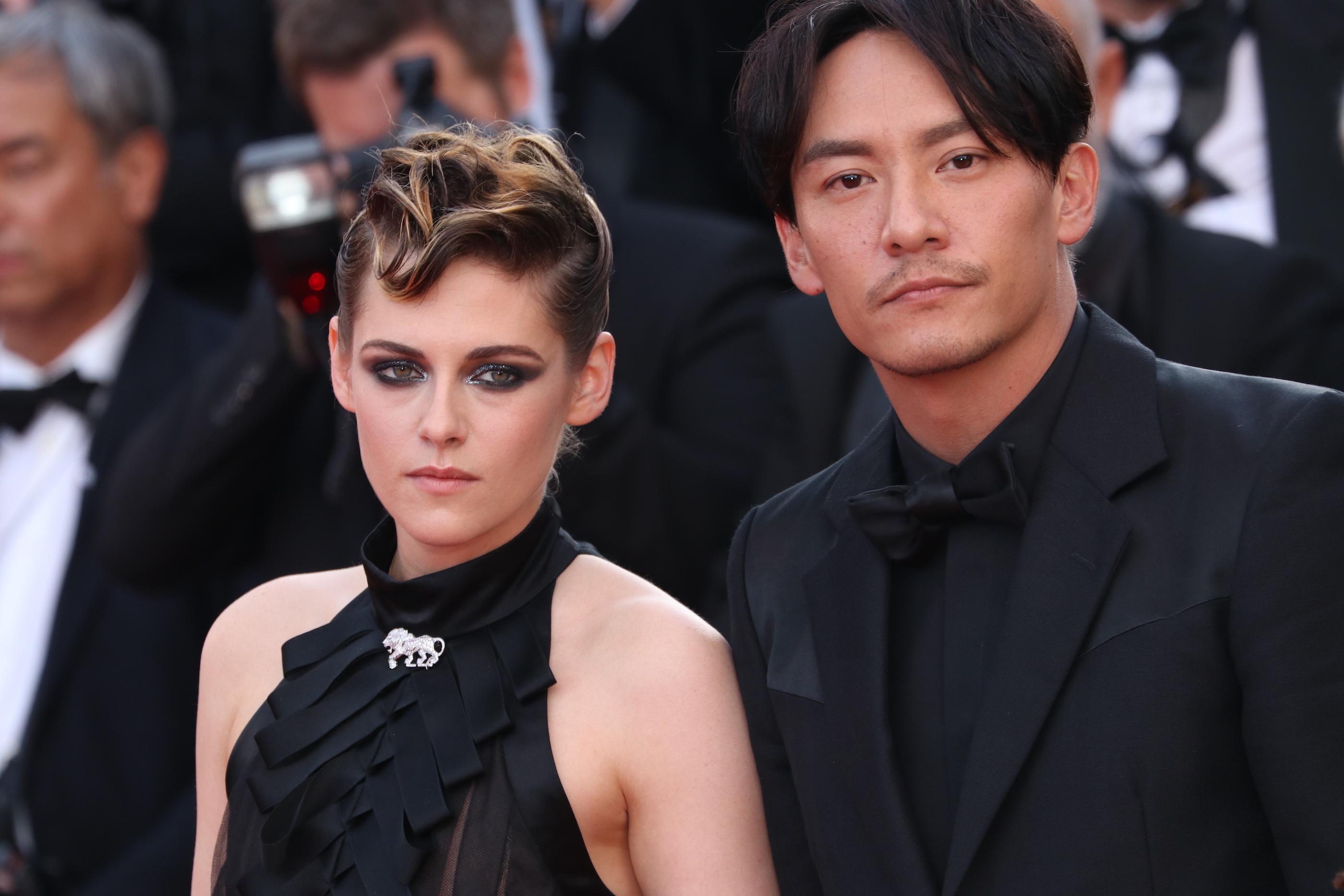 Cannes 2018: Chang Chen e Kristen Stewart sul red carpet di apertura