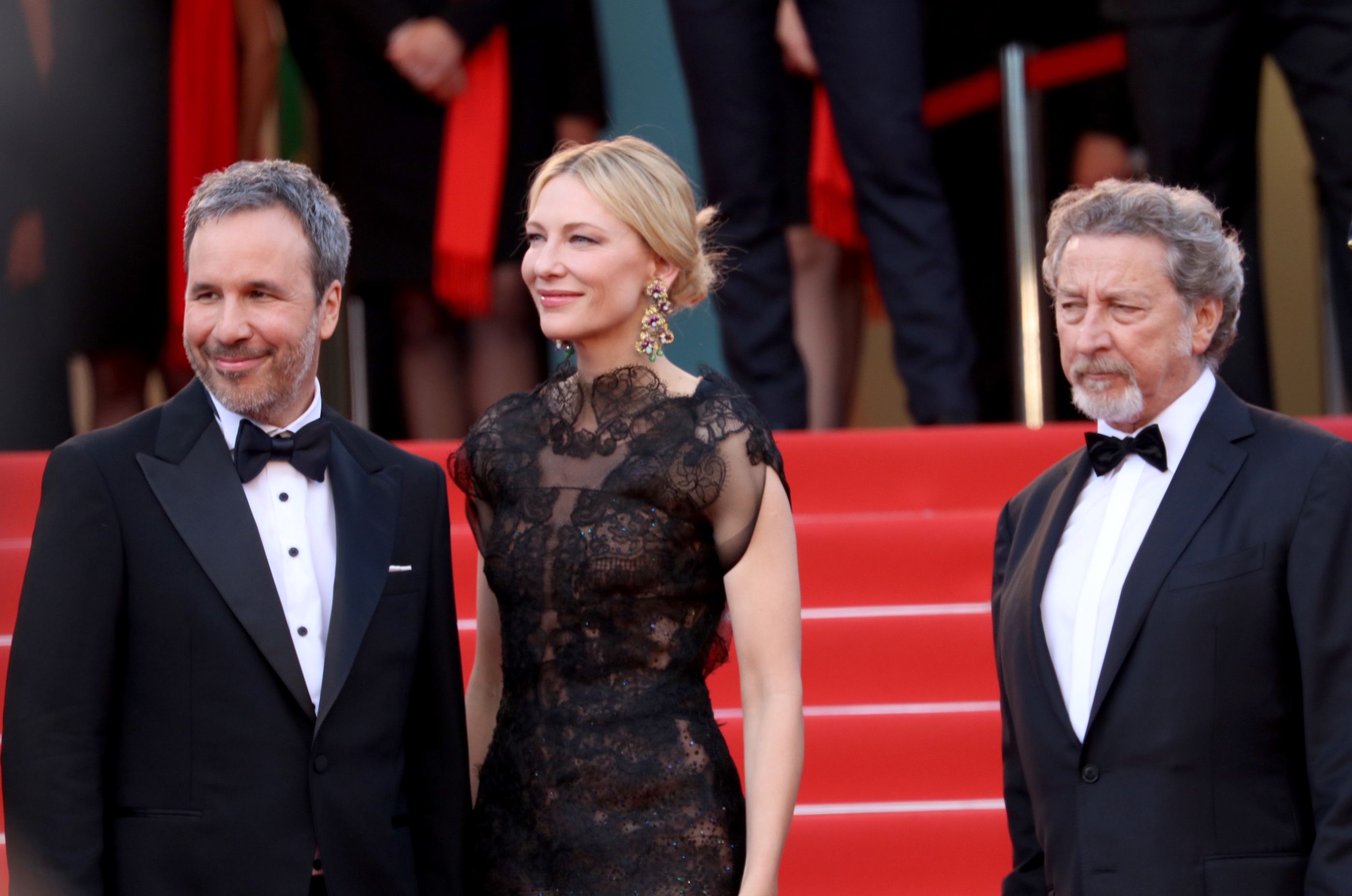 Cannes 2018: Cate Blanchett e Denis Villeneuve sul red carpet di apertura