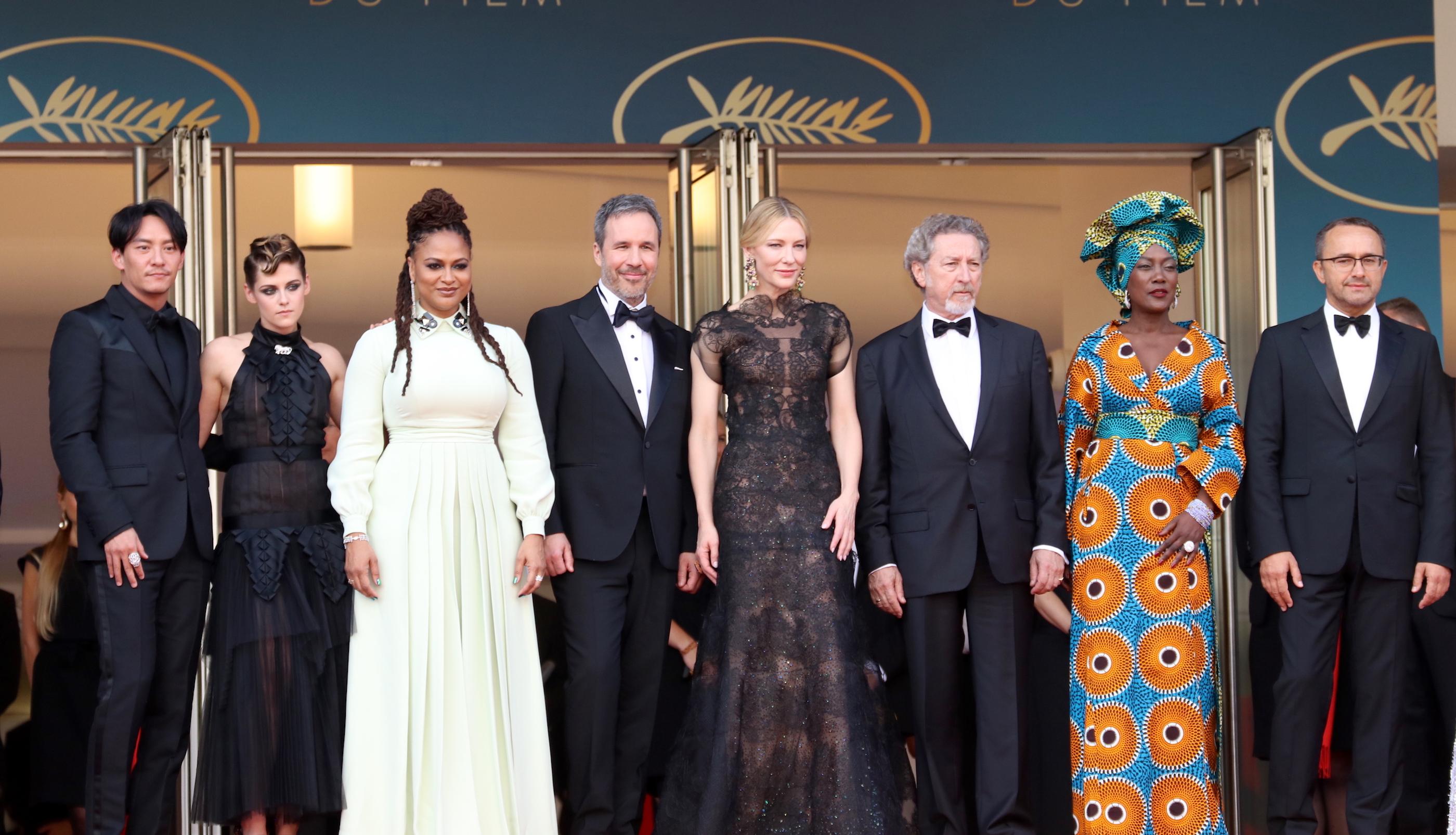 Cannes 2018: la giuria sul red carpet di apertura