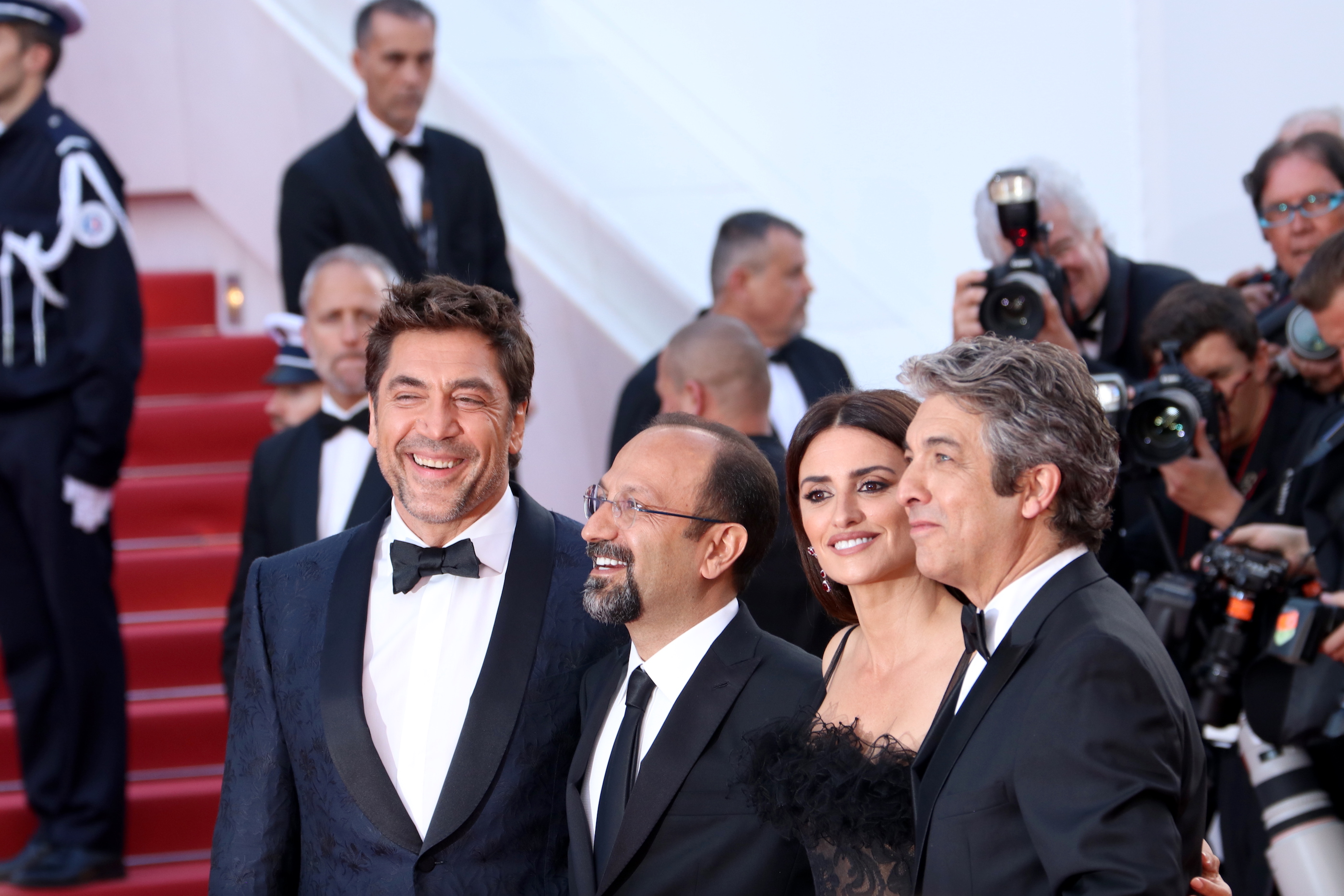Cannes 2018: Il cast di Everybody Knows sul red carpet di apertura