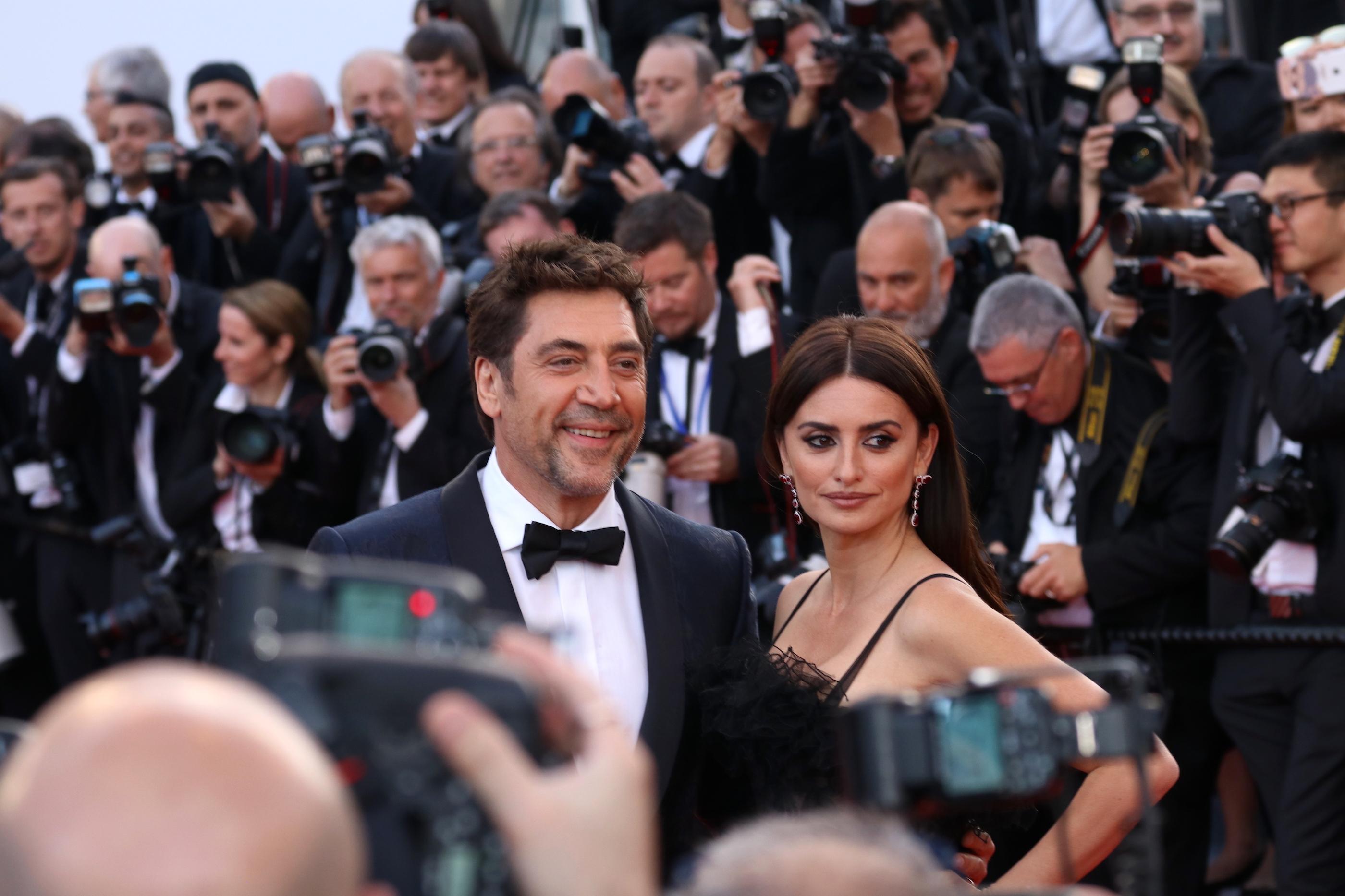 Cannes 2018: Pénelope Cruz e Javier Bardem sul red carpet di apertura