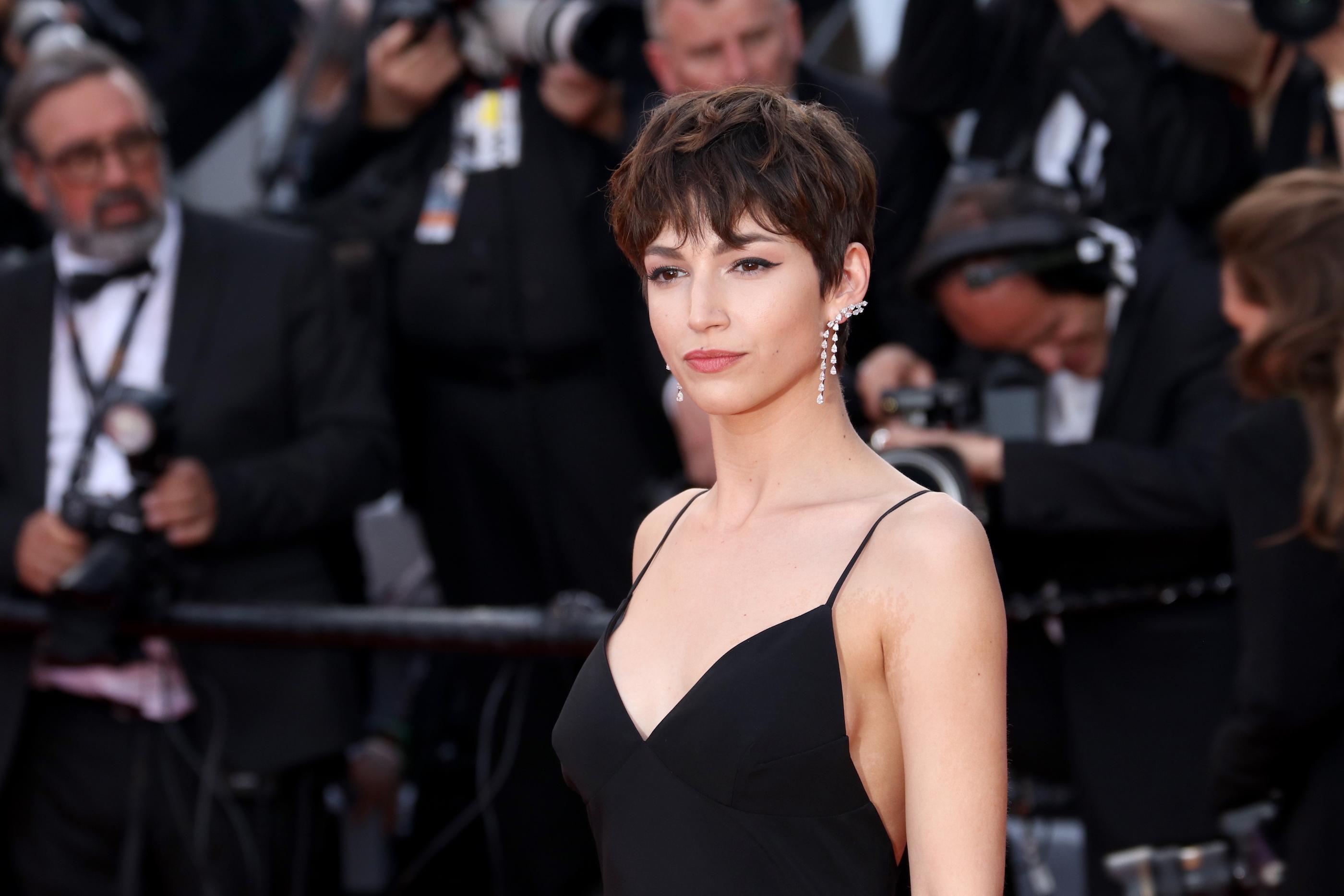 Cannes 2018: Ursula Corbero sul red carpet di apertura