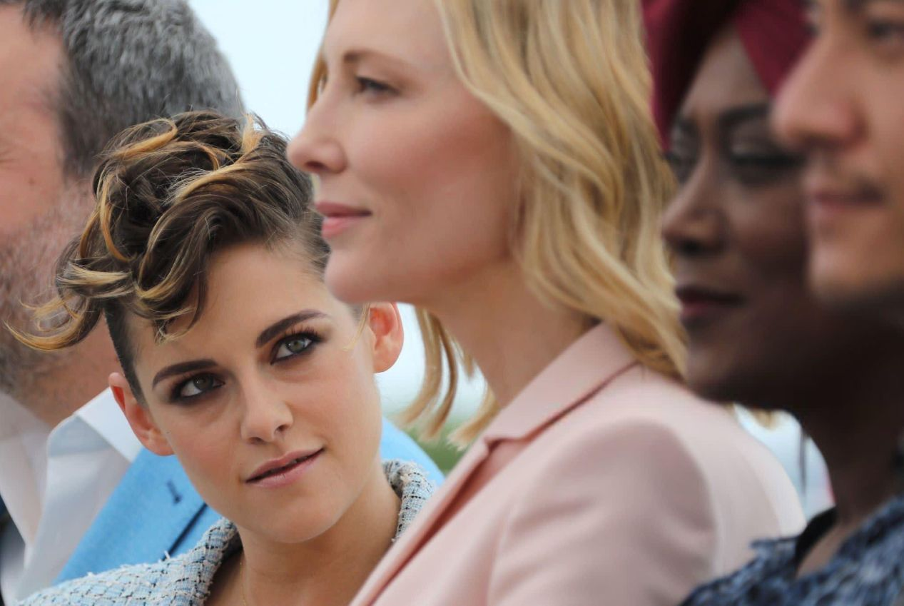 Cannes 2018: Kristen Stewart e Cate Blanchett