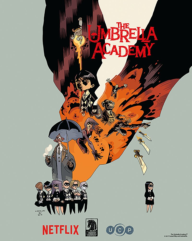 Locandina di The Umbrella Academy
