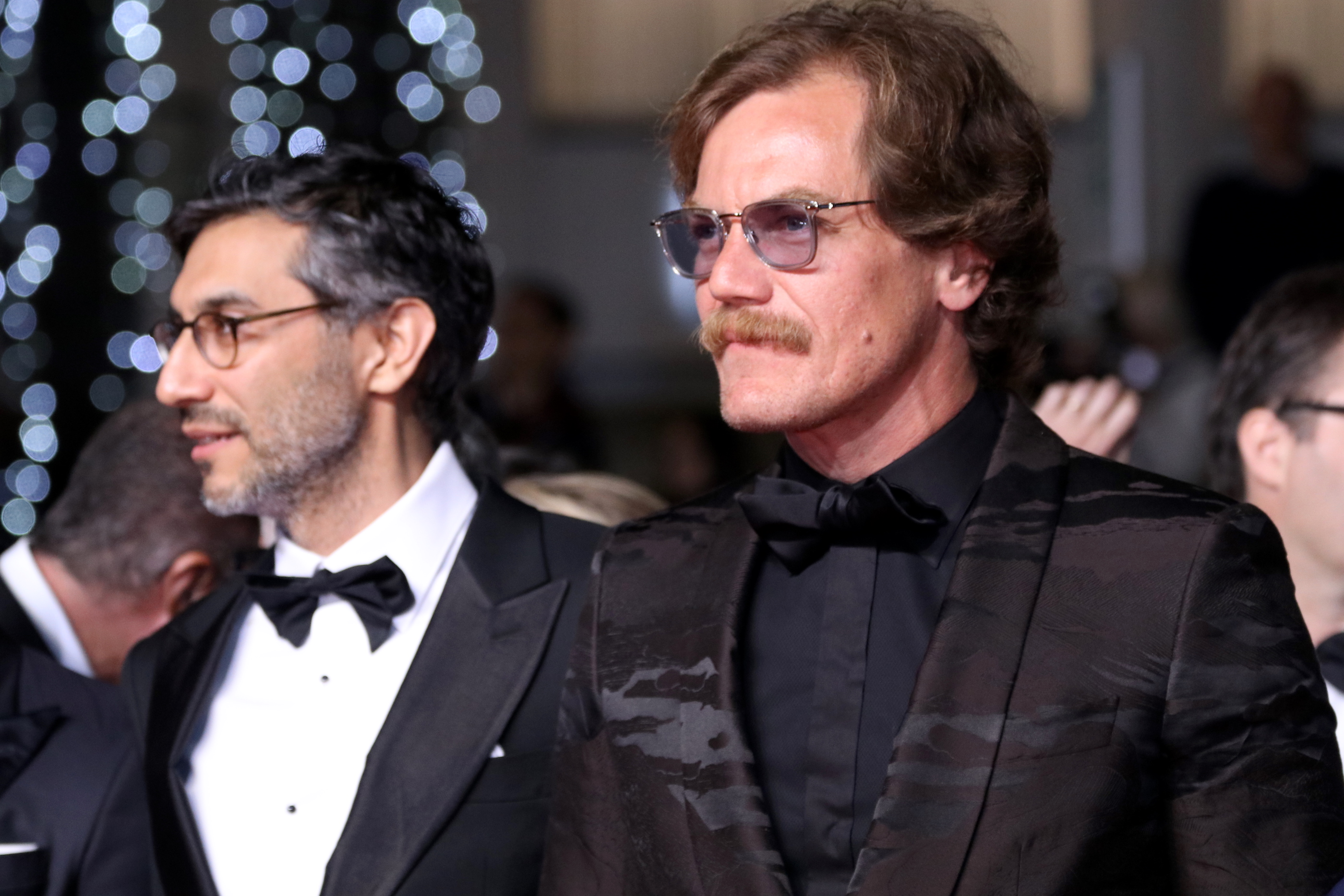 Cannes 2018: Michael Shannon sul red carpet di Fahrenheit 451