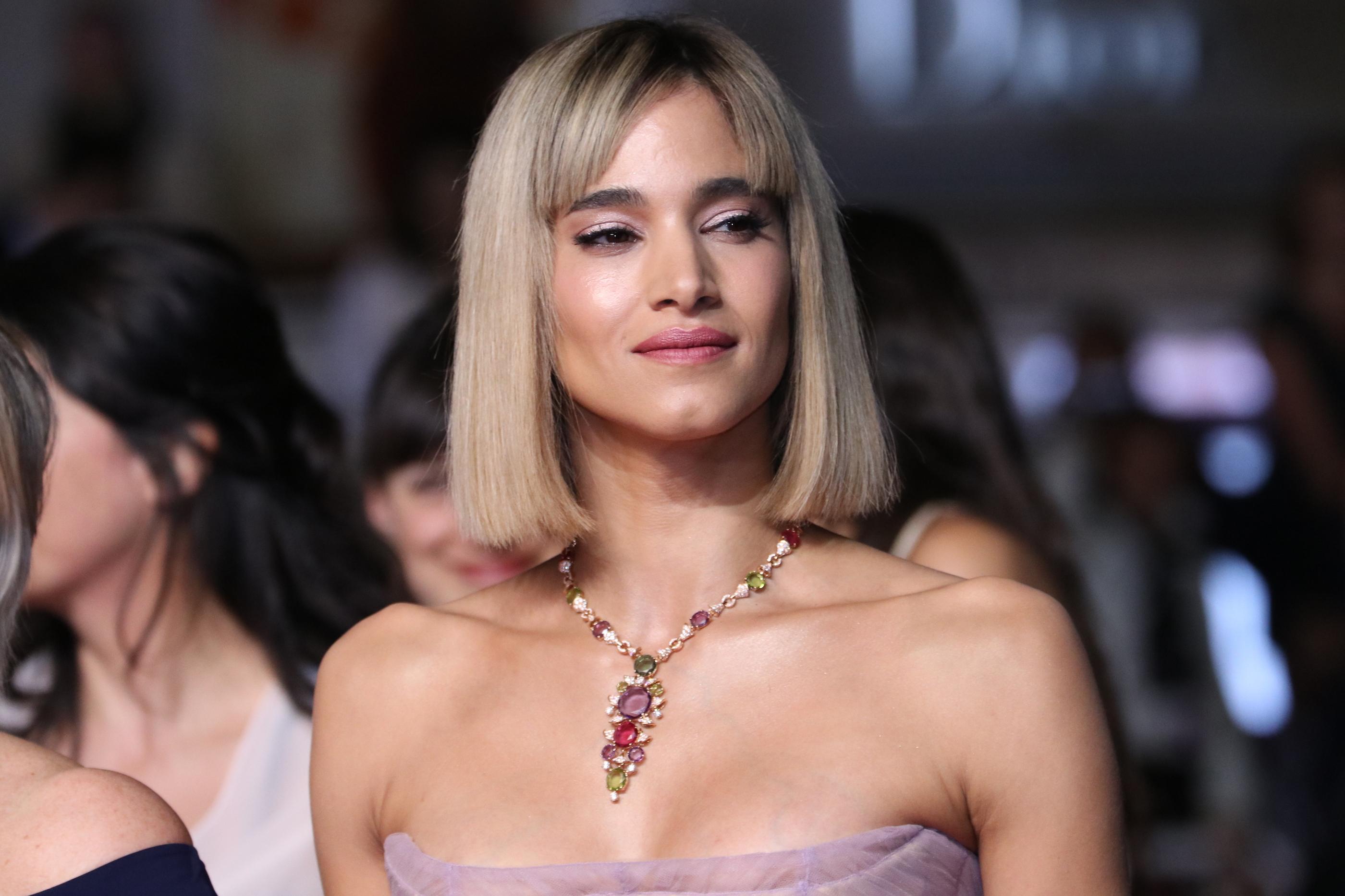 Cannes 2018: Sofia Boutella sul red carpet di Fahrenheit 451