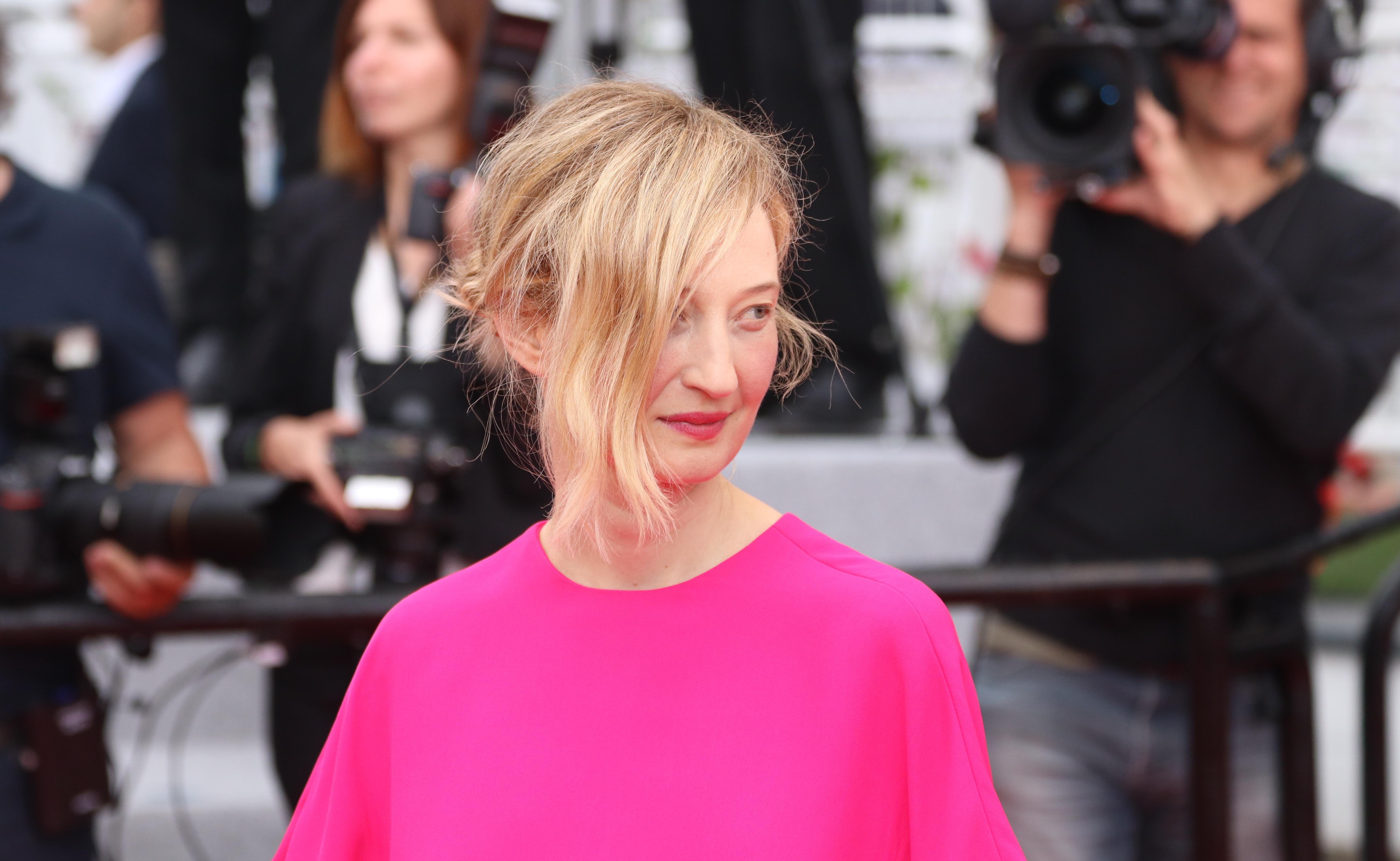 Cannes 2018: uno scatto di Alba Rohrwacher sul red carpet di Lazzaro Felice